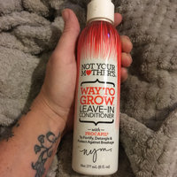 Not Your Mother's® Way to Grow Leave-In Conditioner uploaded by Amanda D.
