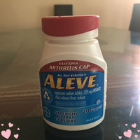 Aleve Tablets with Easy Open Arthritis Cap uploaded by Luzelvira S.