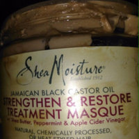 SheaMoisture Jamaican Black Castor Oil Strengthen Grow & Restore Treatment Masque uploaded by Caterine R.