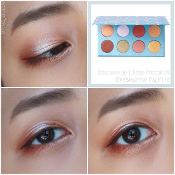 Photo of ColourPop Semi Precious Shadow Palette uploaded by Tina J.