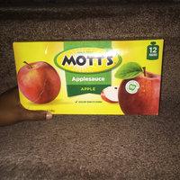 Mott's® Applesauce Apple uploaded by Chakirah K.