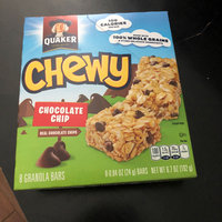 Quaker® Chewy Granola Bars Chocolate Chip uploaded by Elizabeth T.
