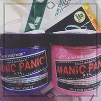 Manic Panic High Voltage® Classic Cream Formula Hair Color uploaded by Kerri D.