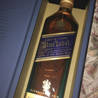 Johnnie Walker Blue Label Blended Scotch Whiskey uploaded by vette b.