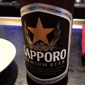 Photo of Sapporo Premium Beer uploaded by vette b.