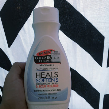 Photo of Palmer's Cocoa Butter Formula 24 Hour Moisture uploaded by TIᖴᖴᗩᑎY R.