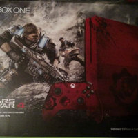 Microsoft Corp. Xbox One S 2TB Console - Gears of War 4 Limited Edition Bundle, Red uploaded by Caroline H.
