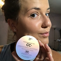 IT Cosmetics® Your Skin But Better™ CC+ Airbrush Perfecting Powder Illumination™ with SPF 50+ uploaded by magan p.