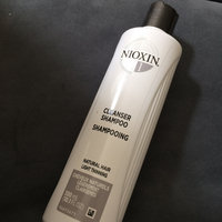 Nioxin Cleanser for Fine Hair uploaded by Jennifer O.