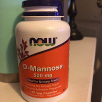 NOW Foods D-Mannose uploaded by Stephanie B.
