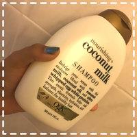 OGX® Coconut Milk Shampoo uploaded by Aelim M.