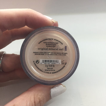 Photo of bareMinerals Mineral Veil Finishing Powder uploaded by Heather H.