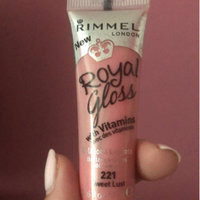 Rimmel London Royal Gloss Delicious Lip Gloss uploaded by Gia A.