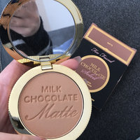 Too Faced Chocolate Soleil Matte Bronzer uploaded by Melanie R.