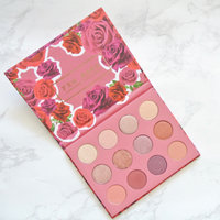 ColourPop - Fem Rosa Karrueche - Pressed Powder Shadow Palette - She uploaded by Catherine R.