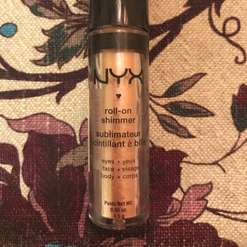 Photo of NYX Roll On Eye Shimmer uploaded by Katie S.