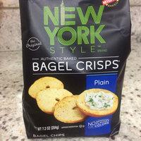 New York Style Original Bagel Crisps Plain uploaded by Nka k.