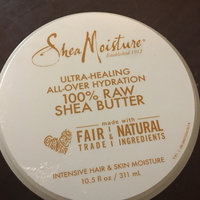 SheaMoisture Ultra-healing All-Over Hydration 100% Raw Shea Butter uploaded by Raven D.