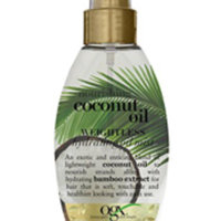 OGX® Coconut Oil Weightless Hydrating Oil Mist uploaded by Gabriela S.