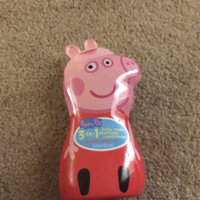 Peppa Pig 3-in-1 Body Wash Shampoo Conditioner Novelty Bottle - 14oz uploaded by tess r.