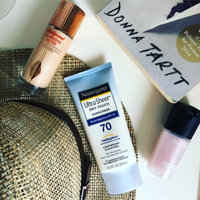 Neutrogena® Ultra Sheer® Dry-Touch Sunscreen Broad Spectrum SPF 55 uploaded by Laura D.