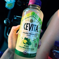 Kevita® Mojita™ Lime Mint Coconut Sparkling Probiotic Drink 15.2 fl. oz. Bottle uploaded by Baelie P.