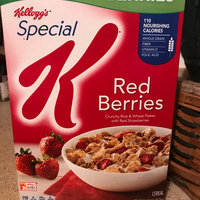 Special K® Kellogg's Red Berries Cereal uploaded by Estella G.