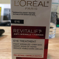 L'Oréal Paris RevitaLift Complete Anti-Wrinkle Moisturizer Eye Cream uploaded by Jessica F.