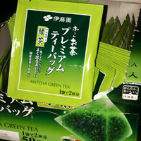 Kirkland Signature Ito En Matcha Blend (Green Tea), 100% Japanese Green Tea 100 count (Pack of 2) uploaded by Patricia P.