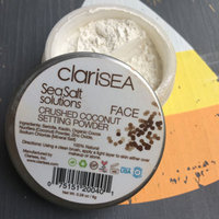 clariSEA Sea Salt Solutions Mattifying Healing Dust, FACE, 0.5 oz. uploaded by Mallory C.