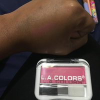 L.A. Colors Professional Series Blush with Applicator uploaded by Jeanette S.