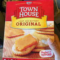 Keebler Town House Light Buttery Crackers Original uploaded by Ebony S.