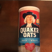 Quaker® Oats Quick 1-minute Oats uploaded by Juan P.