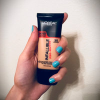 L'Oréal Paris Infallible® Pro-Matte Foundation uploaded by Kayshlym J.