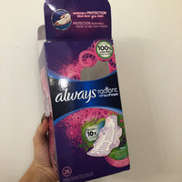 Always Radiant Heavy with Wings Scented Pads uploaded by Official S.