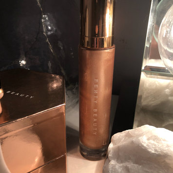 Photo of Fenty by Rihanna Body Lava Body Luminizer uploaded by Lydia C.