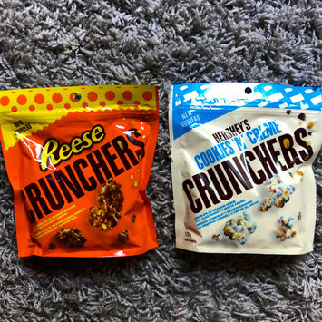 Photo of Hershey's Cookies 'n' Creme Crunchers uploaded by 🎼🎶Amanda F.