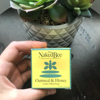 The Naked Bee Naked Bee Triple Milled Bar Soap uploaded by Anita K.