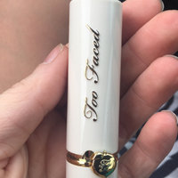 Too Faced Peach Kiss Moisture Matte Long Wear Lipstick Infused With Peach And Sweet Fig Cream uploaded by Christina S.