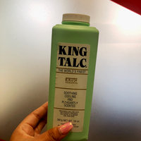 King Talc 9oz Talcum Soothing Cooling Scented Powder by King Research uploaded by Julie C.