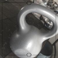 GoFit 25 lb. KettleBell uploaded by Kerri D.