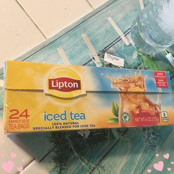 Photo of Lipton®  Iced Tea Bags uploaded by Kerri D.