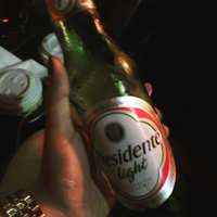 Presidente Light Imported Beer uploaded by LissLopez🇩🇴🇵🇷 L.