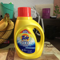 Tide Simply Plus Oxi Liquid Laundry Detergent uploaded by Nicole M.