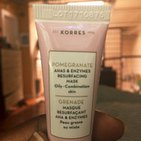KORRES Pomegranate AHAs & Enzymes Resurfacing Mask uploaded by Racheal M.