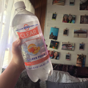 Photo of Clear American Golden Peach Sparkling Water, 1 l, 12ct uploaded by Makayla T.
