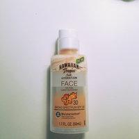 Hawaiian Tropic® Silk Hydration Oil Free SPF 30 Face Sunscreen uploaded by Grace M.