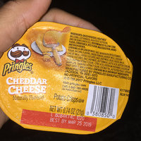 Pringles® Cheddar Cheese Crisps uploaded by Winnie R.