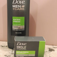 Dove Men+Care Extra Fresh Body And Face Bar uploaded by Jessica D.