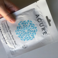 Acure Incredibly Clear Sheet Mask - 1ct uploaded by Nikki S.